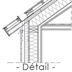 Détail technique architecture intérieure