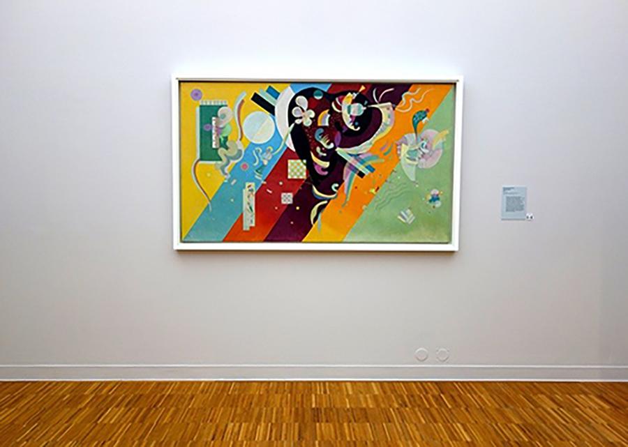 """Kandinsky, """"Composition IX"""", 1939"""