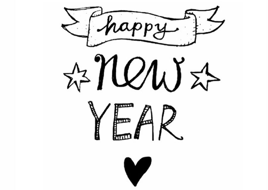 Belle & heureuse année 2017 !