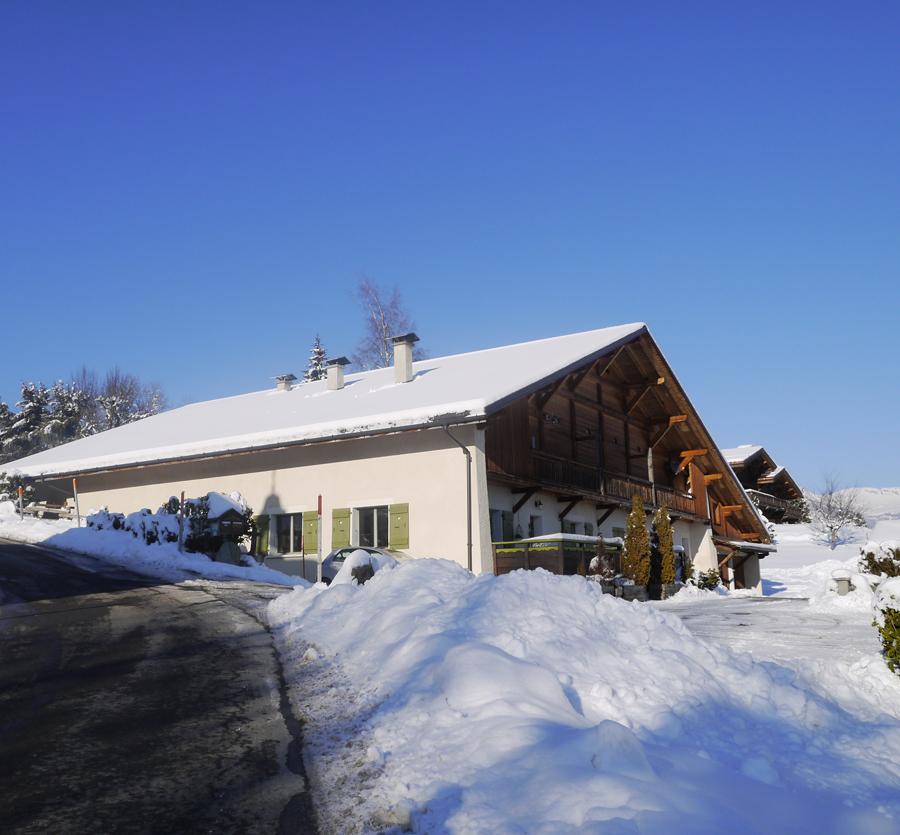Projet Mont Blanc