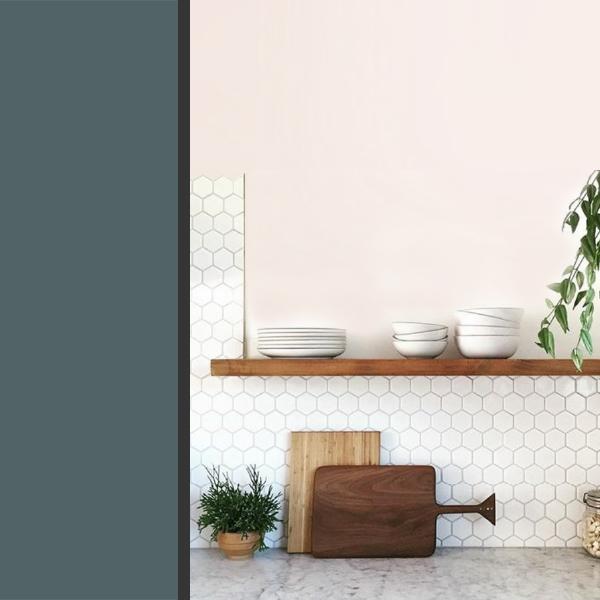 planche-tendance-moodboard-bleu-rose-hexagone