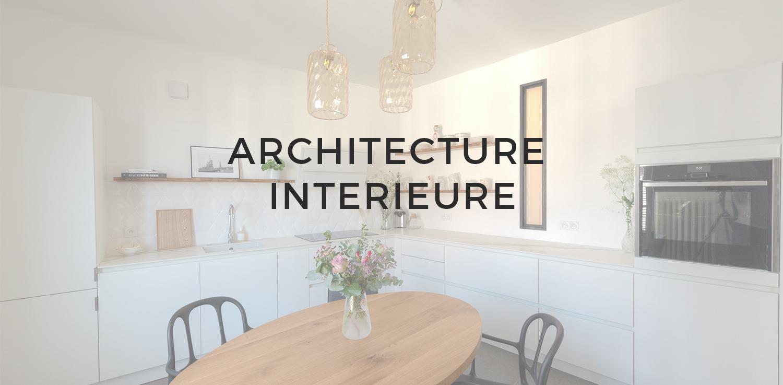 Moodboard, planche d'inspiration d'architecture intérieure bleue
